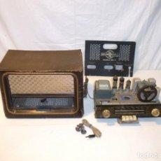 Radios à lampes: ANTIGUA RADIO DE VALVULAS PARA RESTAURAR.KRONODIAL MODELO 105 - T. Lote 192496078