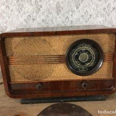 Radios de válvulas: RADIO PHILIPS TYPE 471A-220V---ENCIENDE. Lote 192499913