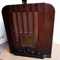 Radios de válvulas: PRECIOSA Y GRANDE RADIO ANTIGUA AMERICANA GENERAL ELECTRIC MODELO M-81 AÑOS 30. Lote 192535972