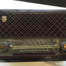 Radios à lampes: RADIO PHILIPS BAQUELITA BE 212-U. Lote 192545795