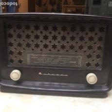 Radios de válvulas: RADIO MARCONI. Lote 192557548