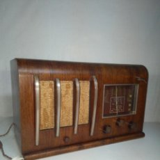 Radios de válvulas: ANTIGUA RADIO. Lote 192950772