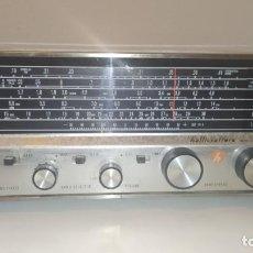 Radios de válvulas: ESTUPENDO RADIO DE VALVULAS HALLICRAFTER S118 FUNCIONANDO.. Lote 193044976