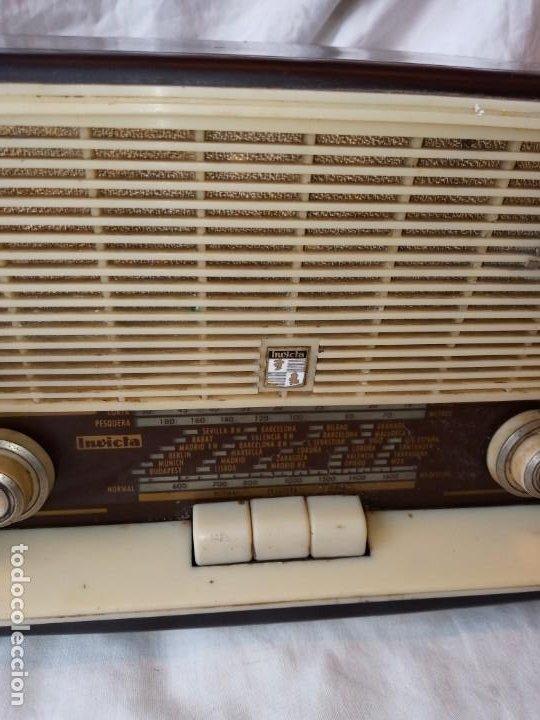 Radios de válvulas: Radio Invicta mod.5365. 1962 - Foto 2 - 193993285