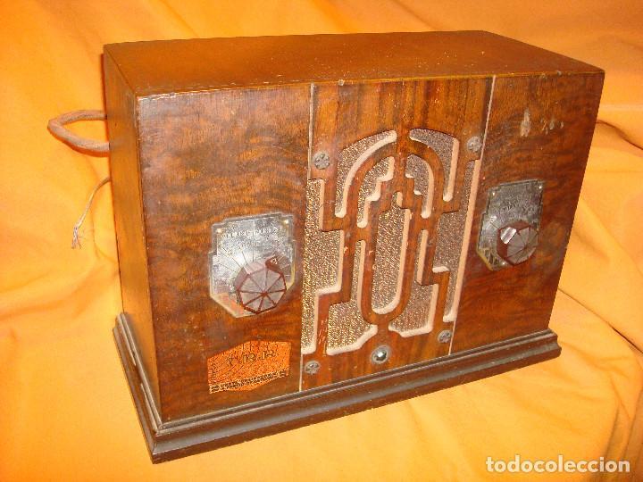 RADIO CROSLEY CORP;4C1 (Radios, Gramófonos, Grabadoras y Otros - Radios de Válvulas)