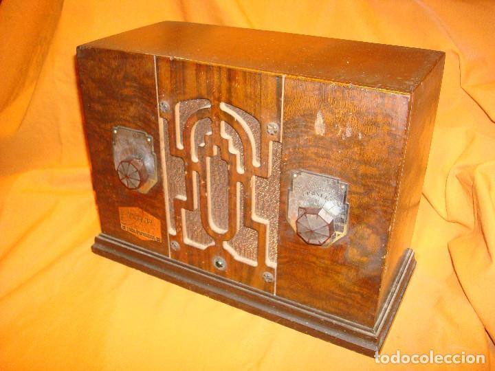 Radios de válvulas: Radio Crosley Corp;4C1 - Foto 2 - 194000148