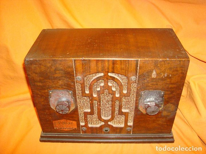 Radios de válvulas: Radio Crosley Corp;4C1 - Foto 3 - 194000148