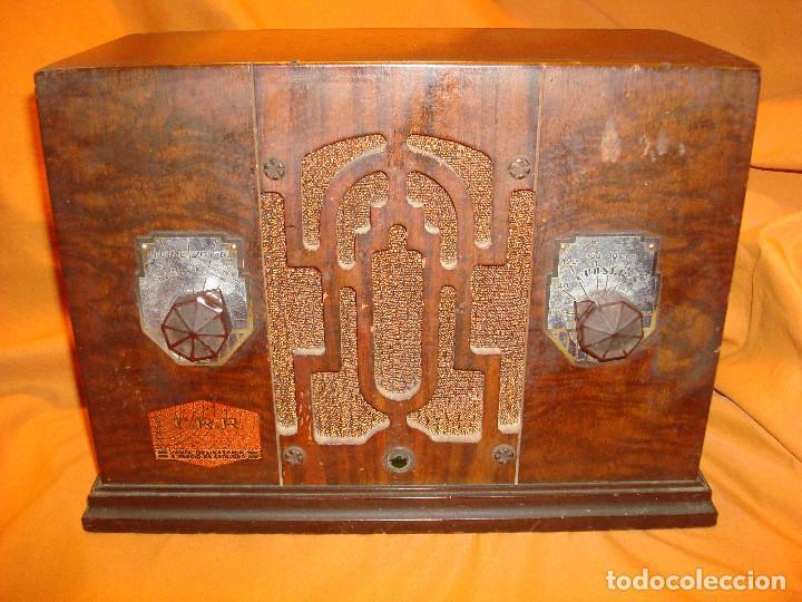 Radios de válvulas: Radio Crosley Corp;4C1 - Foto 4 - 194000148