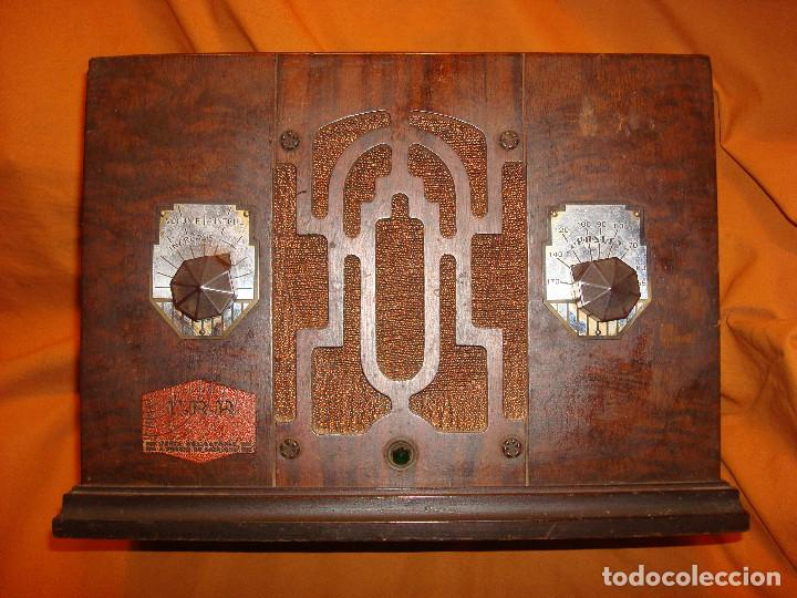 Radios de válvulas: Radio Crosley Corp;4C1 - Foto 5 - 194000148