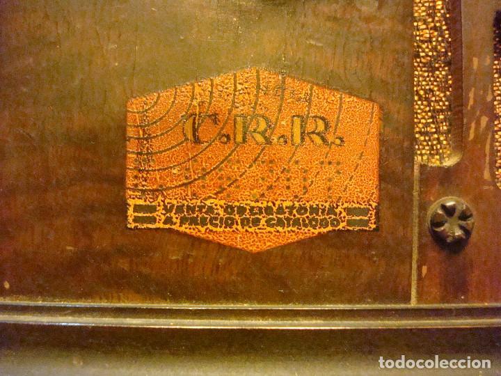 Radios de válvulas: Radio Crosley Corp;4C1 - Foto 6 - 194000148