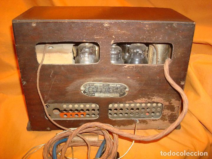 Radios de válvulas: Radio Crosley Corp;4C1 - Foto 7 - 194000148