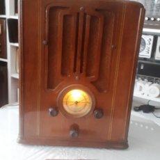 Radios de válvulas: RADIO PILOT X 43 FUNCIONANDO A 220 V. VER VIDEO. Lote 194184697