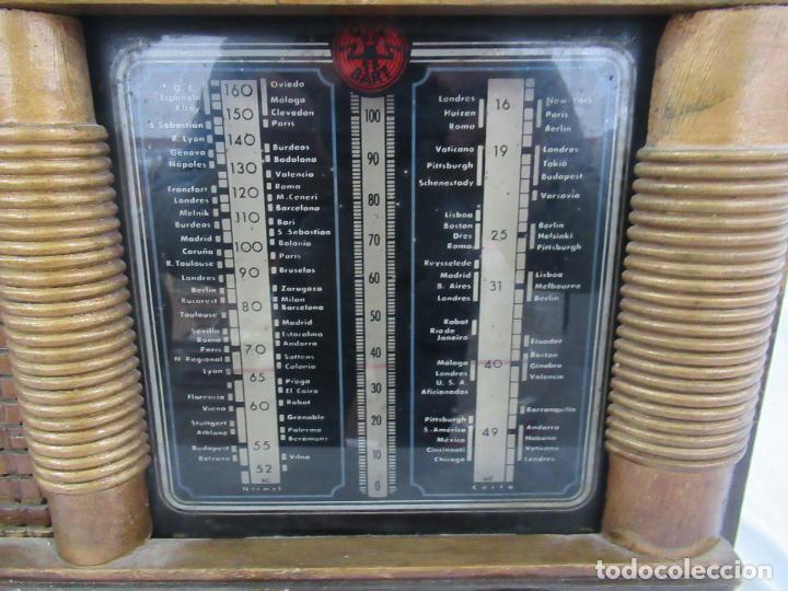Radios de válvulas: Radio Antigua 50 x 30 x 25 cm. - Foto 5 - 194218558