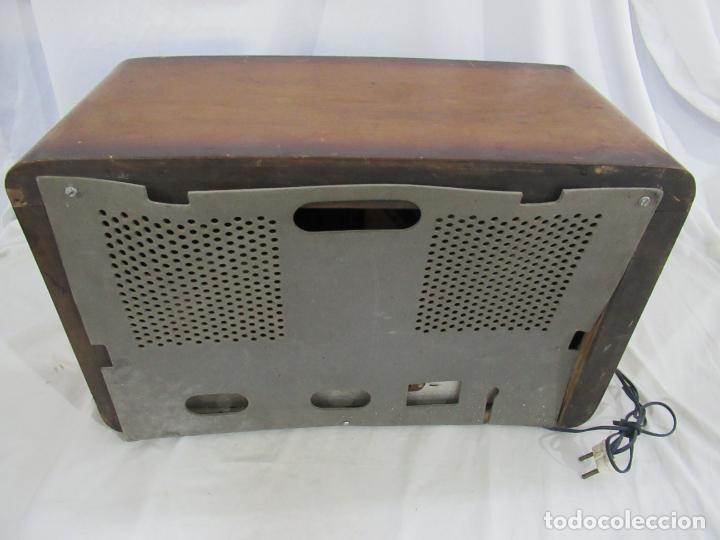 Radios de válvulas: Radio Antigua 50 x 30 x 25 cm. - Foto 10 - 194218558