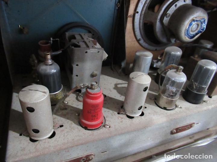 Radios de válvulas: Radio Antigua 50 x 30 x 25 cm. - Foto 13 - 194218558