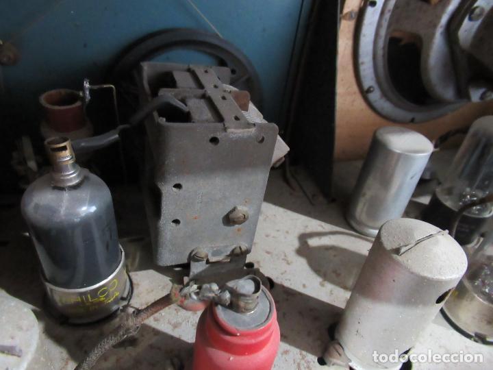 Radios de válvulas: Radio Antigua 50 x 30 x 25 cm. - Foto 14 - 194218558