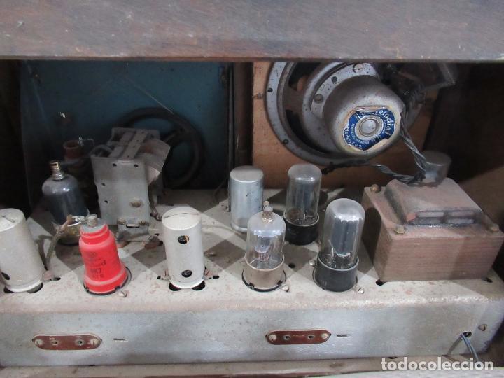 Radios de válvulas: Radio Antigua 50 x 30 x 25 cm. - Foto 15 - 194218558