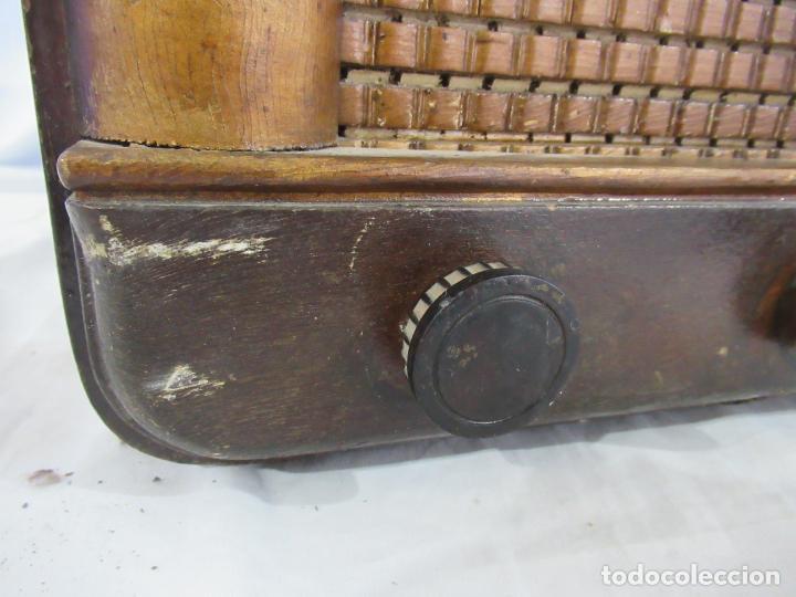 Radios de válvulas: Radio Antigua 50 x 30 x 25 cm. - Foto 20 - 194218558
