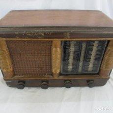 Radios de válvulas: RADIO ANTIGUA 50 X 30 X 25 CM.. Lote 194218558