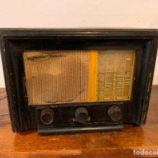 Radios de válvulas: PEQUEÑA RADIO MARCONI. Lote 194222085