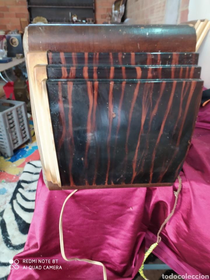 Radios de válvulas: Preciosa radio antigua - Foto 2 - 194272327