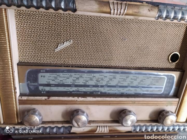 Radios de válvulas: Preciosa radio antigua - Foto 4 - 194272327