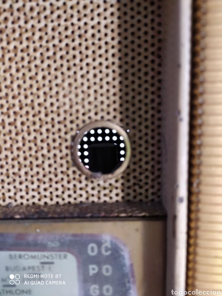 Radios de válvulas: Preciosa radio antigua - Foto 5 - 194272327