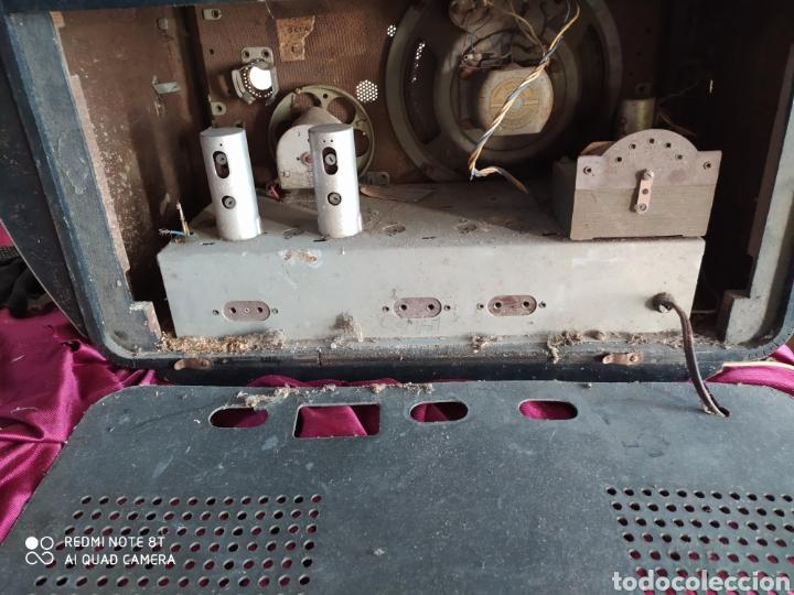 Radios de válvulas: Preciosa radio antigua - Foto 7 - 194272327