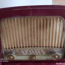 Radios de válvulas: RADIO ANTIGUA DE VÁLVULAS. Lote 194274867
