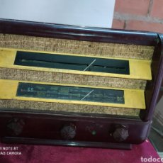 Radios de válvulas: RADIO ANTIGUA MUY RARA. Lote 194297895