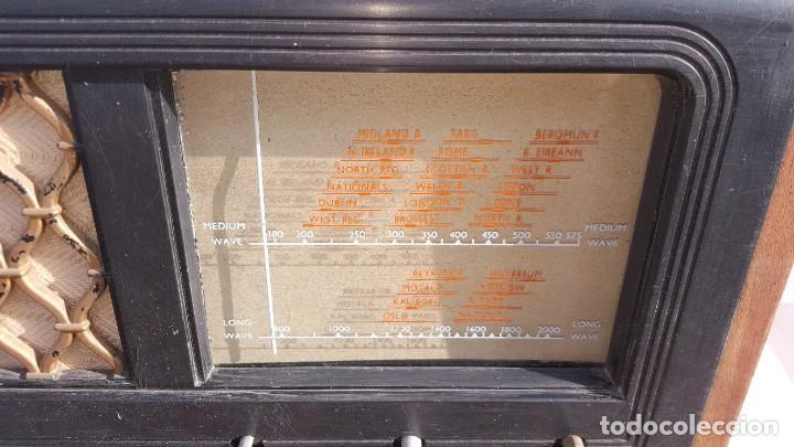 Radios de válvulas: Radio de valvulas HMV - His Masters Voice - Foto 3 - 194347331