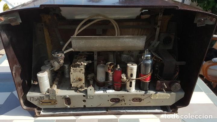 Radios de válvulas: Radio antigua de Valvulas Philips 170A-15 baquelita - Grande - Foto 7 - 194348258