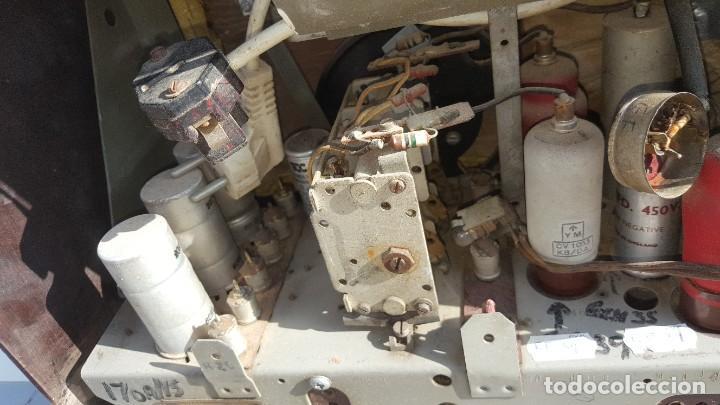 Radios de válvulas: Radio antigua de Valvulas Philips 170A-15 baquelita - Grande - Foto 13 - 194348258