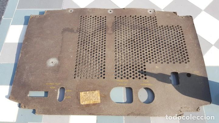 Radios de válvulas: Radio antigua de Valvulas Philips 170A-15 baquelita - Grande - Foto 17 - 194348258