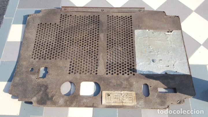 Radios de válvulas: Radio antigua de Valvulas Philips 170A-15 baquelita - Grande - Foto 19 - 194348258