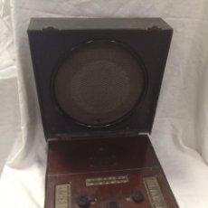 Radios de válvulas: RADIO ANTIGUA Y RARA MARCA MICHAEL!. Lote 194618221