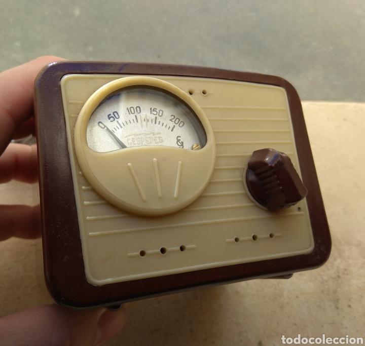 Radios de válvulas: Elevador Reductor Transformador Cespedes - Foto 2 - 111816235