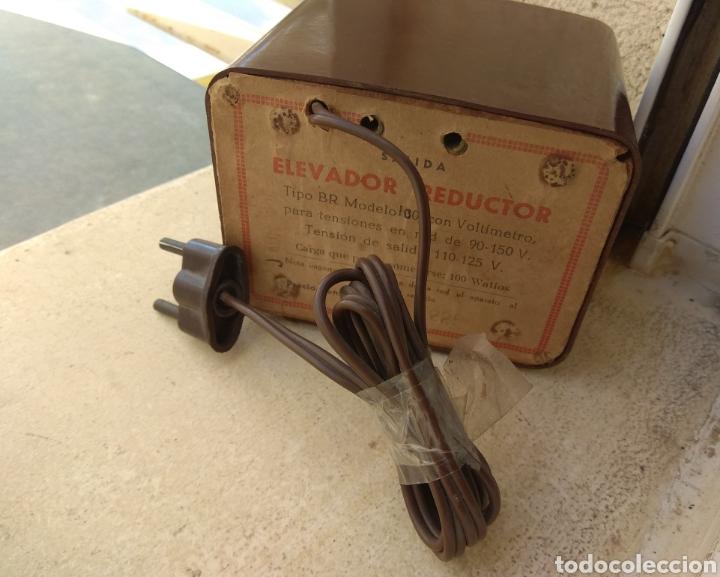 Radios de válvulas: Elevador Reductor Transformador Cespedes - Foto 6 - 111816235