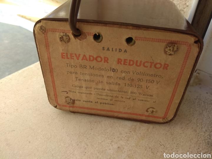 Radios de válvulas: Elevador Reductor Transformador Cespedes - Foto 7 - 111816235