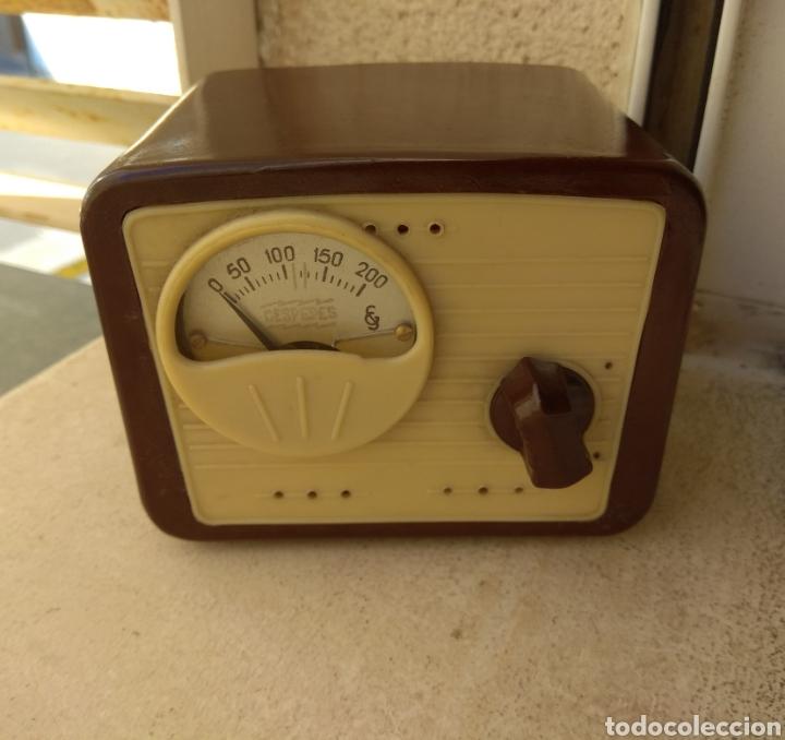 Radios de válvulas: Elevador Reductor Transformador Cespedes - Foto 9 - 111816235