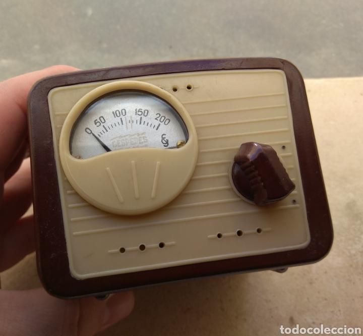ELEVADOR REDUCTOR TRANSFORMADOR CESPEDES (Radios, Gramófonos, Grabadoras y Otros - Radios de Válvulas)