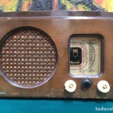 Radios de válvulas: ANTIGUA RADIO DUCAL TODAS VÁLVULAS COMPLETA. Lote 194704530