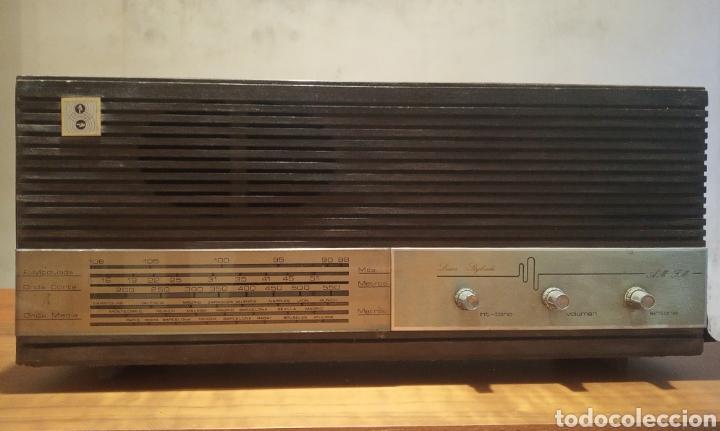 RADIO AFHA (Radios, Gramófonos, Grabadoras y Otros - Radios de Válvulas)
