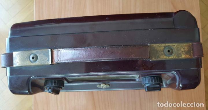 Radios de válvulas: Antigua radio KREFFT de válvulas (Alemania, 1950's) PASCHA UKW. Coleccionista. Original - Foto 6 - 194737947