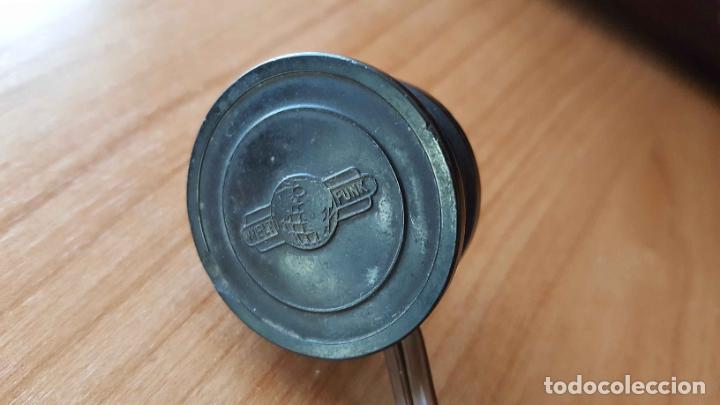 Radios de válvulas: Antigua radio KREFFT de válvulas (Alemania, 1950's) PASCHA UKW. Coleccionista. Original - Foto 10 - 194737947