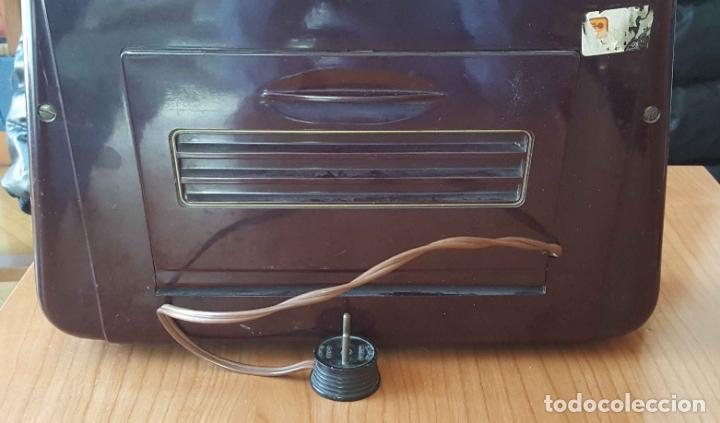 Radios de válvulas: Antigua radio KREFFT de válvulas (Alemania, 1950's) PASCHA UKW. Coleccionista. Original - Foto 15 - 194737947