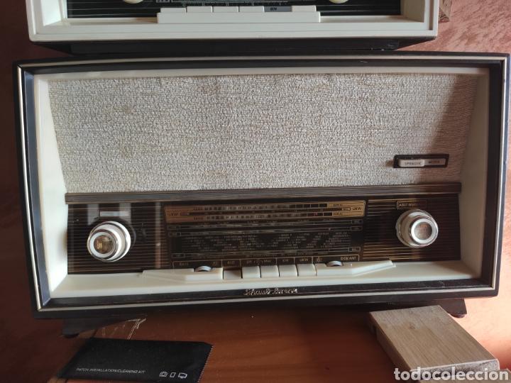 Radios de válvulas: Radio SCHAVB-LORENZ - Foto 3 - 194903287