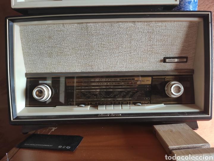 RADIO SCHAVB-LORENZ (Radios, Gramófonos, Grabadoras y Otros - Radios de Válvulas)