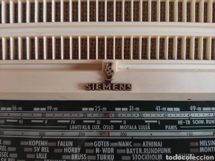 Radios de válvulas: Radio Siemens - Foto 3 - 194903510