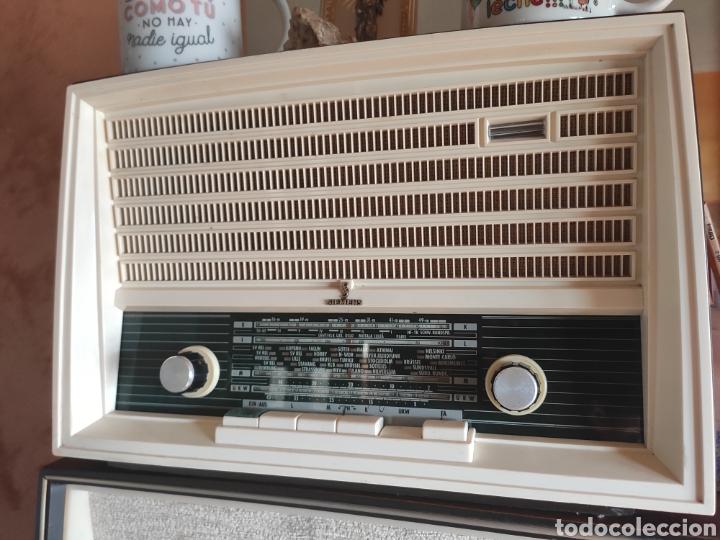 Radios de válvulas: Radio Siemens - Foto 4 - 194903510